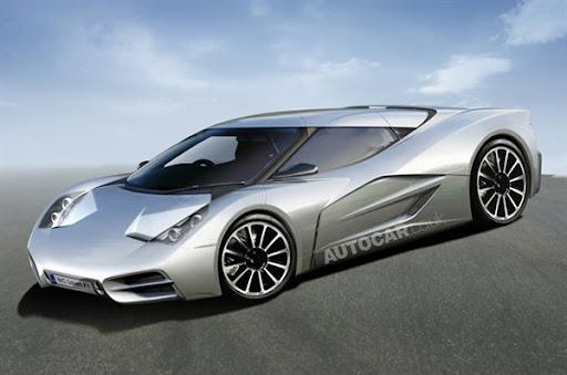 McLaren Mega Mac