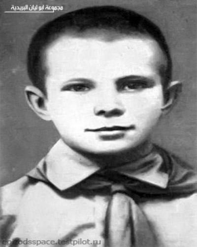 غاغارين أول رائد فضاء في العالم 667