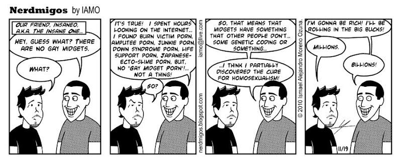 Nerdmigos: Insaneism