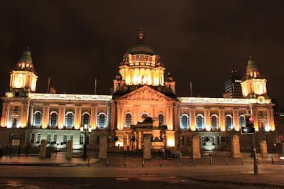 Belfast - Irlanda do Norte - Reino Unido