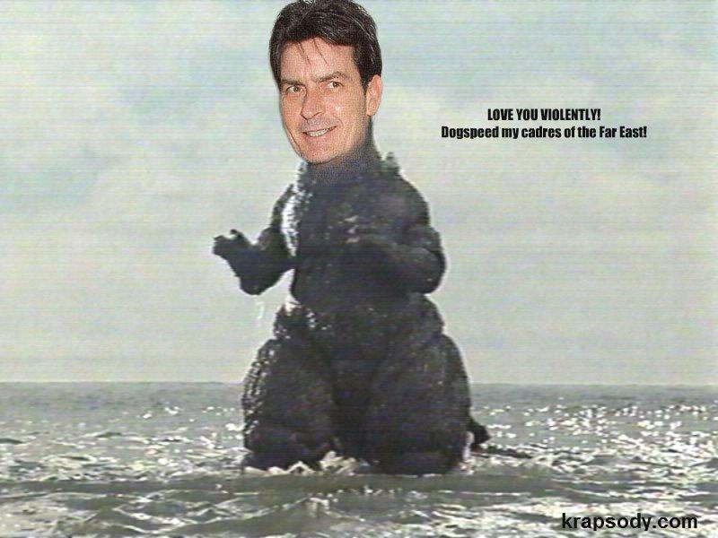 Godzilla Sheenzilla