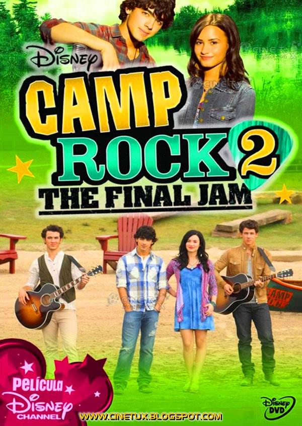 Phim Trại Rock 2 - Camp Rock 2: The Final Jam