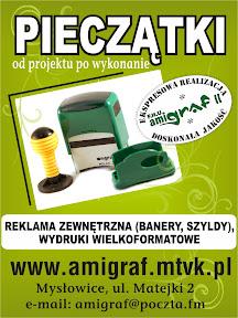 Amigraf stempel Panorama LeSage Anna Grabowska Marzena Ostrowska