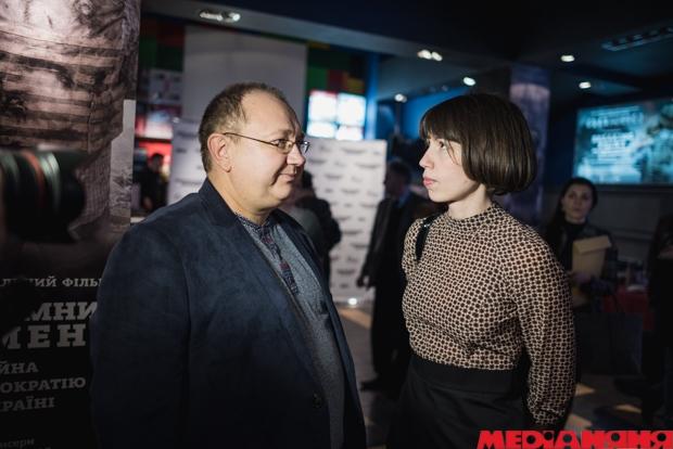 Переломный момент, Марк Джонатан Харрис, Олесь Санин, Максим Асадчий, Pronto Film