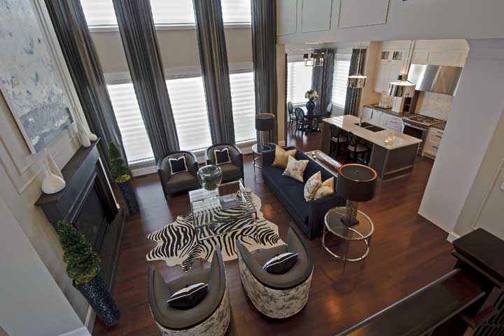 The Fabulous Design File: 2011 Lottery Home by Atmosphere Interior