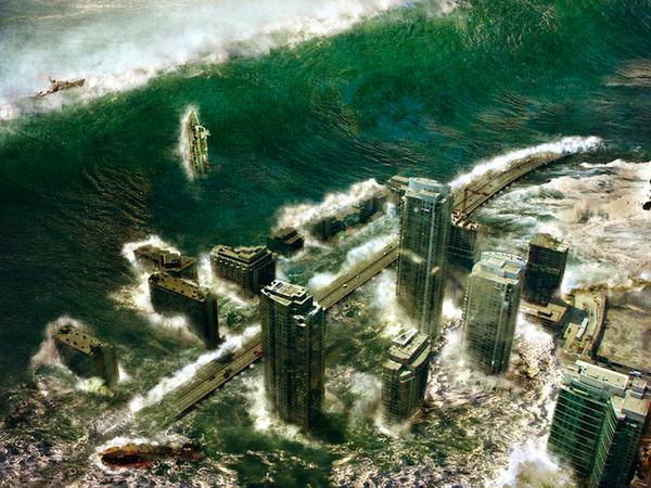 Digital desastres apocalípticos