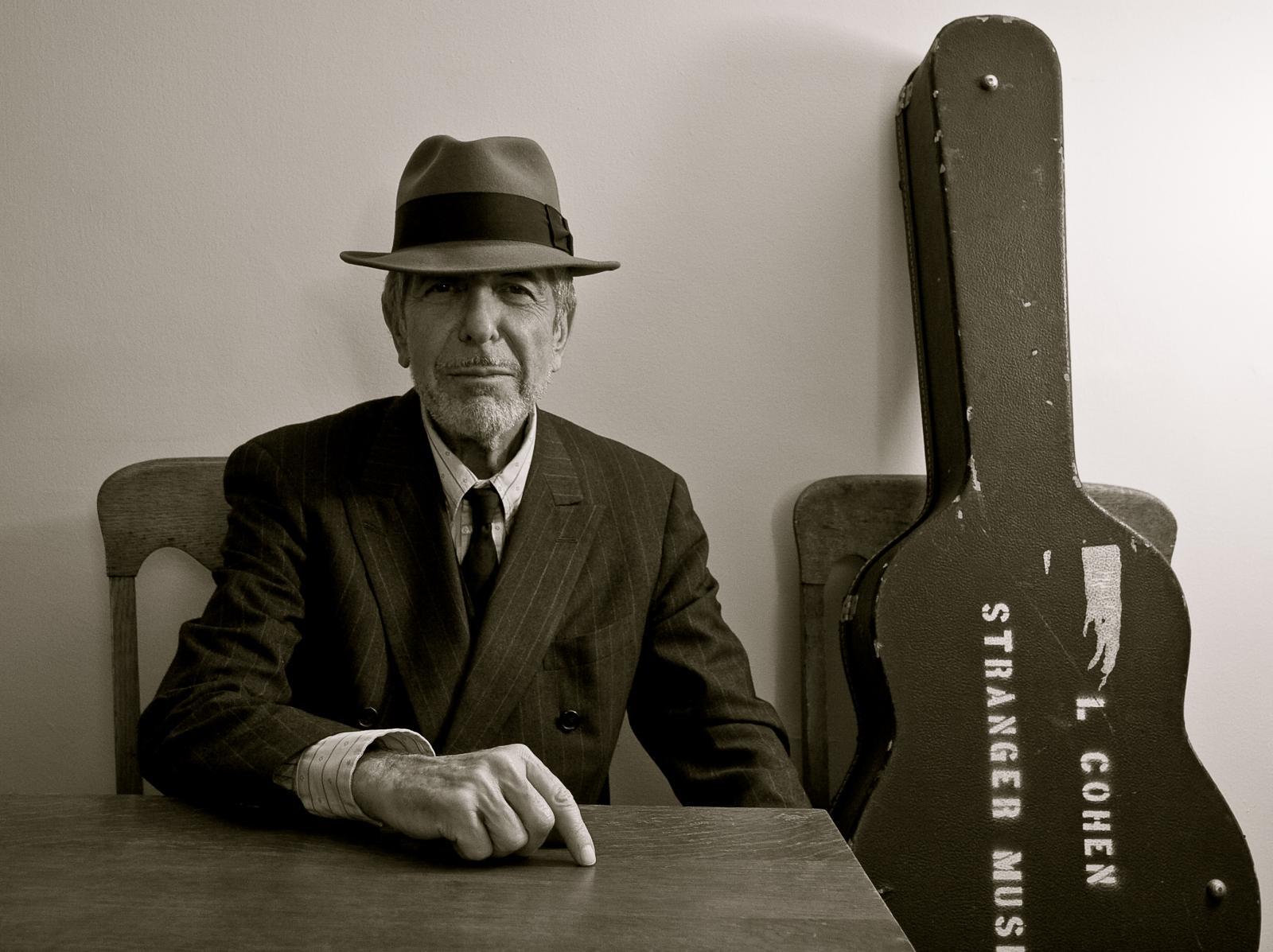 Image result for Leonard Cohen