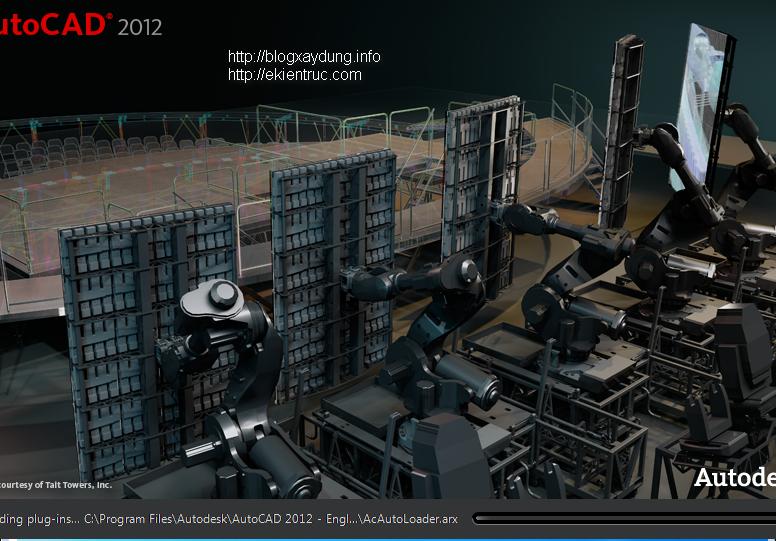 13 Hướng dẫn cài đặt và Active AutoCAD 2012   Full bằng hình ảnh.