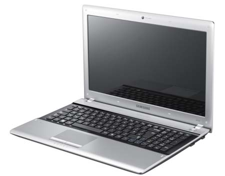 Samsung RV511 S02, A Noteook with Matte Screen Display