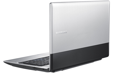 Samsung RV511-S02, A Note Book with Matte Screen Display