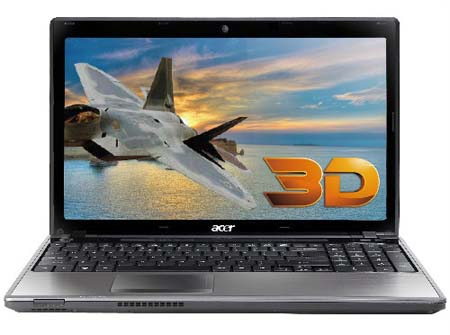 acer3dlaptop  Acer Aspire AS574DG, A 3D Gaming and Multimedia Laptop