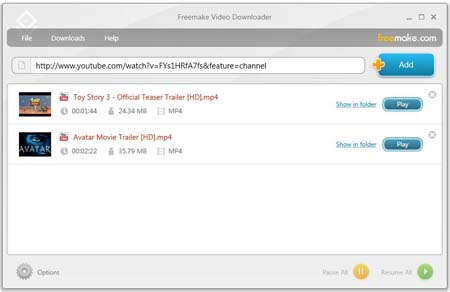 Freemake Video Downloader 2.1 | Youtube Downloader