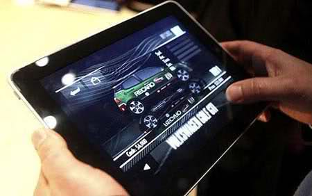 Sony S1, The New Tablet Playstation from Sony 2011