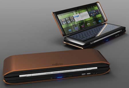 Fujitsu Lifebook X2, A Foldable Laptop