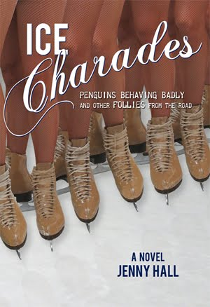 5 Qs with Jenny Hall, Author of Ice Charades