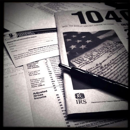 Open Thread: How Did You Handle Your Taxes?