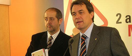 Artur Mas i Felip Puig