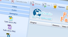 Come convertire file con Format Factory