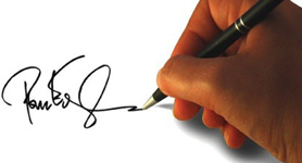 Come creare una firma digitale