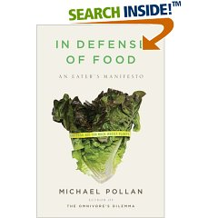 Michael Pollan on Nutritionism