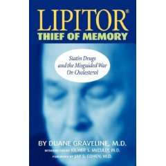 Statin drugs: Lipitor and memory