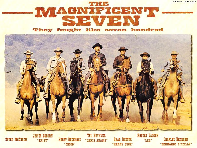 The Magnificent Seven: Denver Film Festival Vintage Screening