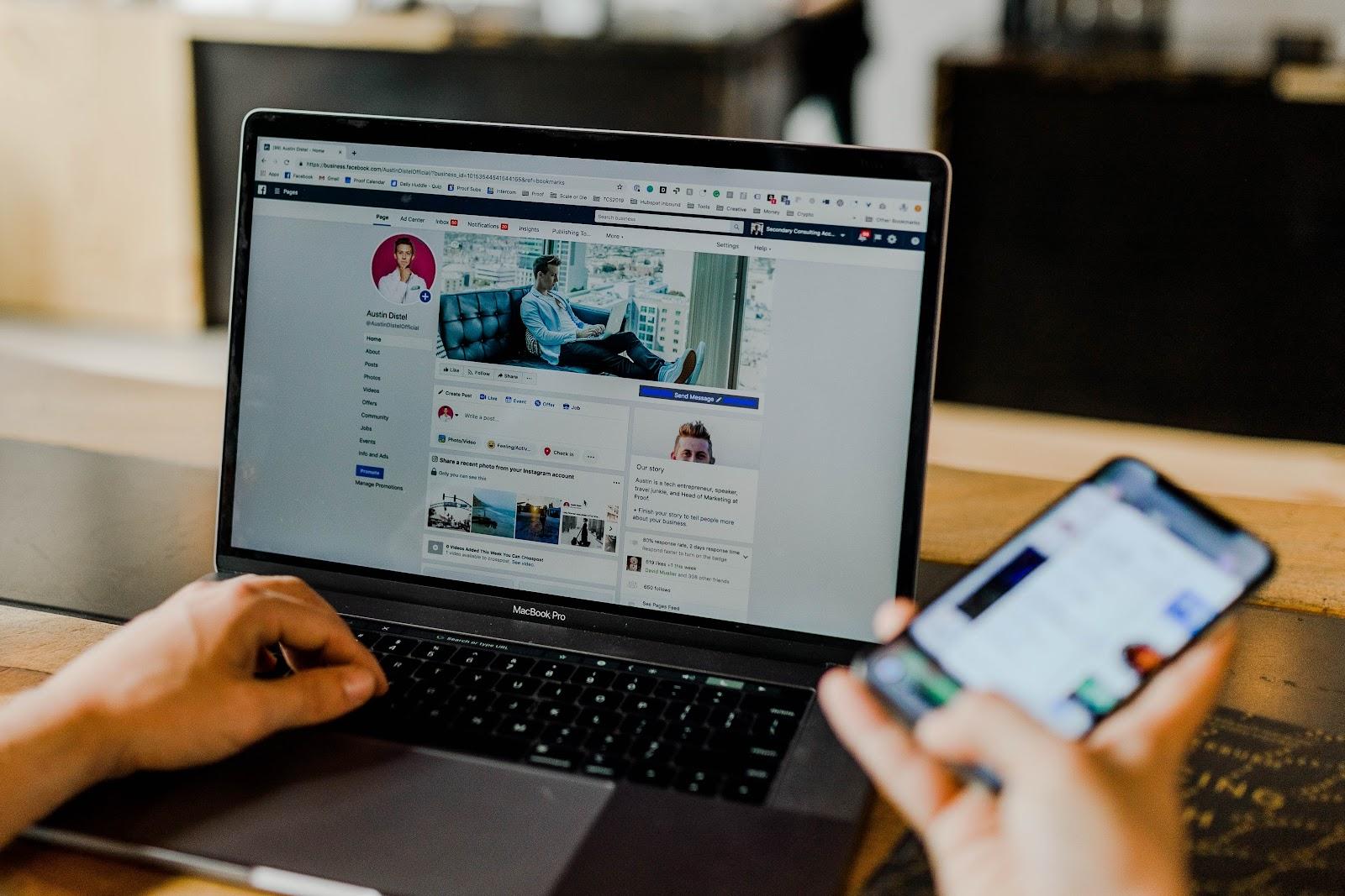 Redes Sociales en Industria