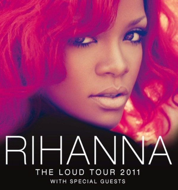 rihanna tour pictures. rihanna loud tour. RIHANNA.