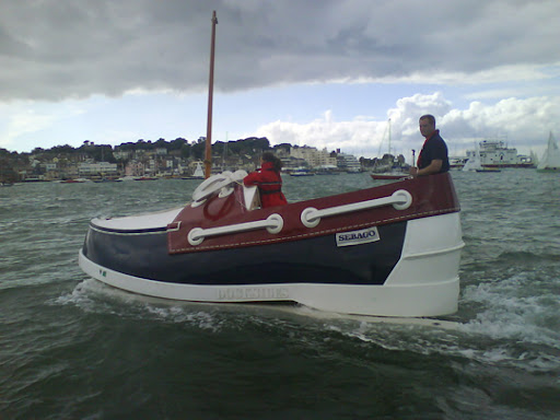 sebago shoe boat pictures