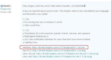 Dropbox 1.1.24
