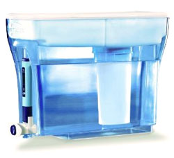 Zero Water 23-Cup Water Dispenser and Filtration System