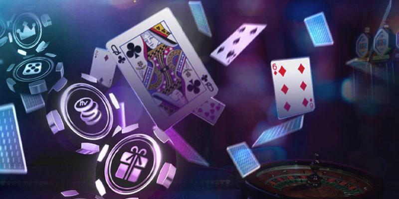 赌场游戏提供商