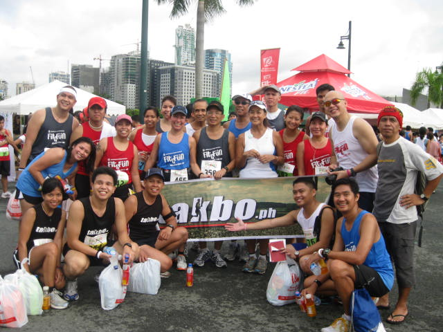 Let's Pace : My Fit and Fun Buddy Run 10k Experience
