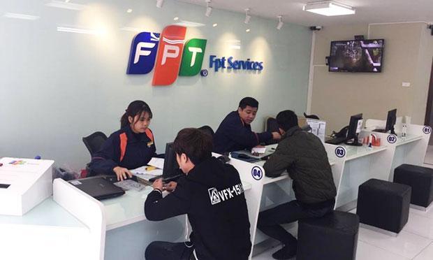 Kết quả hình ảnh cho fpt service