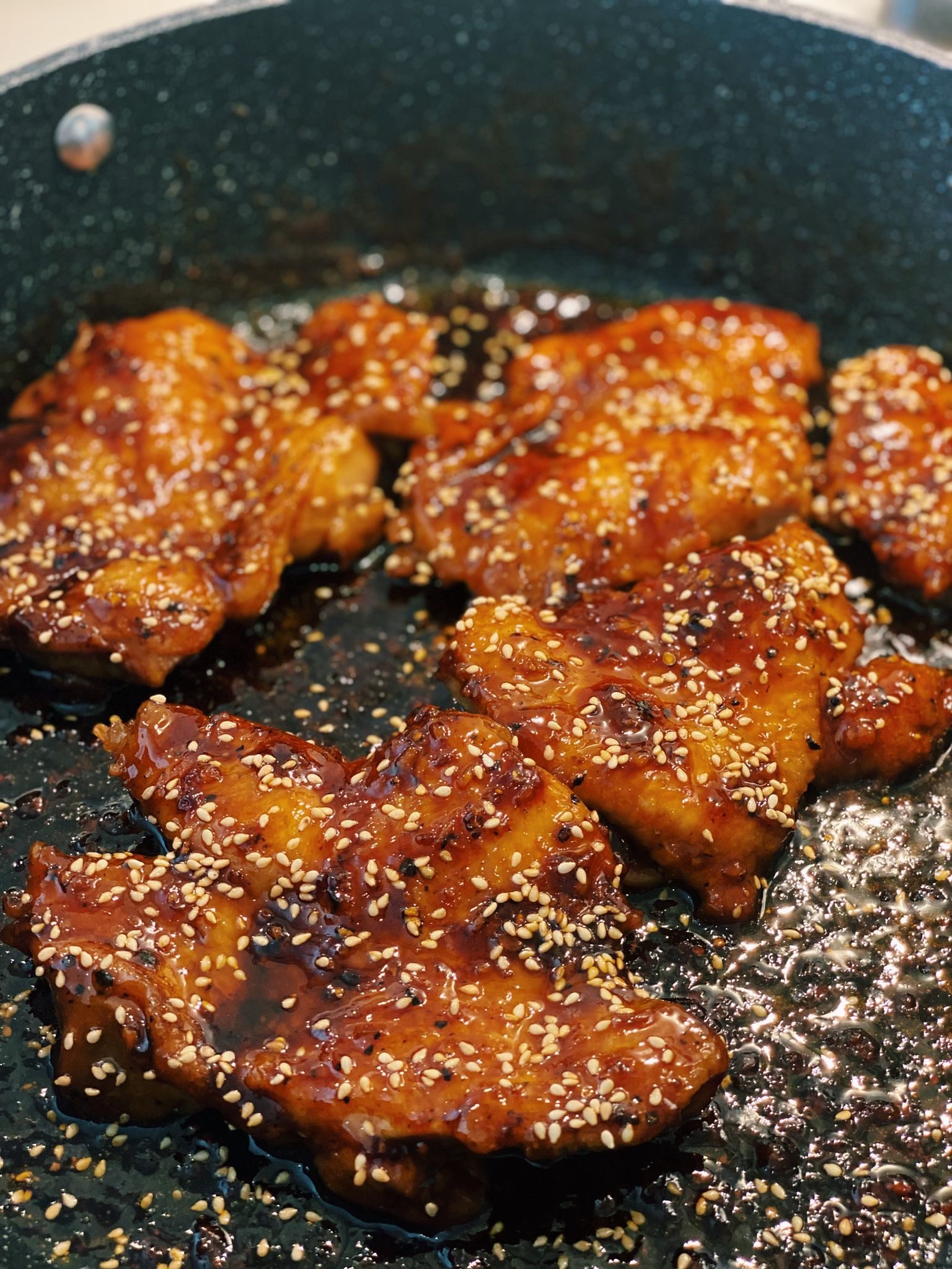sizzling chicken recipe