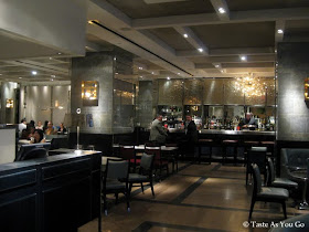 Interior of Maze at The London - Photo by Taste As You Go