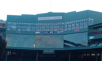 Fenway Park - Photo by Taste As You Go