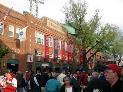 Yawkey Way in Boston, MA - Photo Courtesy of Taste As You Go