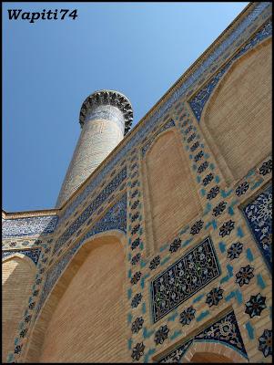 Sur les Routes de la Soie : Ouzbekistan et Tadjikistan - Page 3 42-Samarcande-GourEmir