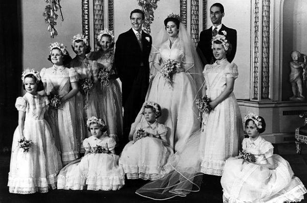 Putri Margaret dan Antony  Armstrong-Jones, 6 Mei 1960