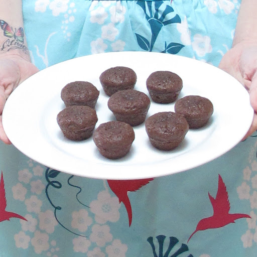 Mini Bliss Brownies- 24 pk