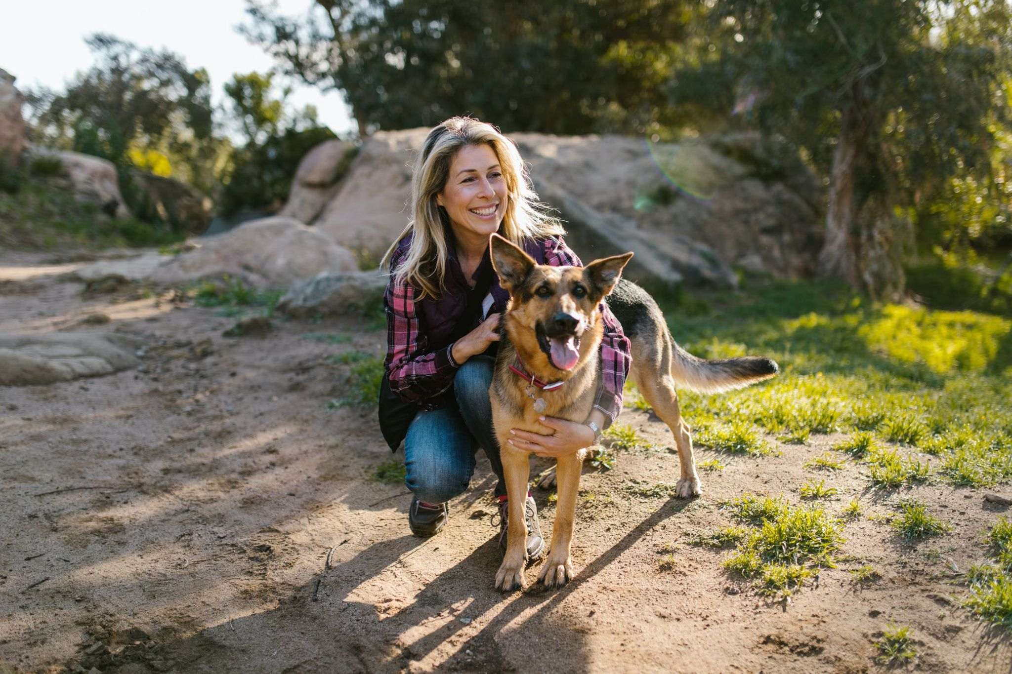 dog friendly places in florida nature trails