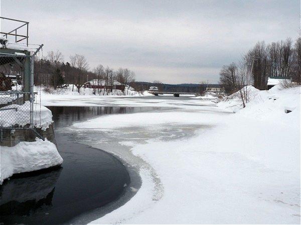 Raquette River in Colton, NY