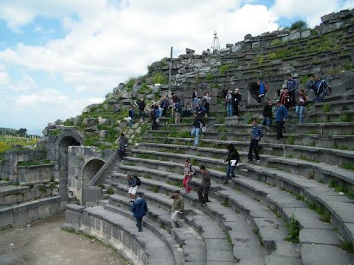התיאטרון הרומי