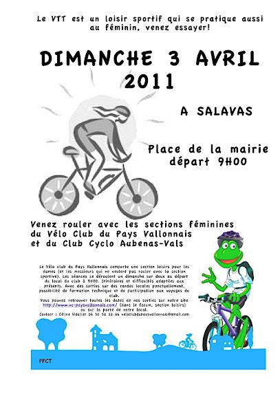 RENCONTRE AVEC LES FILLES DU CTAV LE DIMANCHE 3 AVRIL 2011 Sortie%20fe%CC%81minine%203%20avril