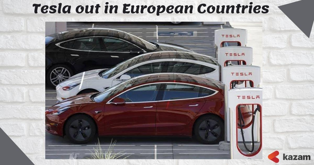Electricity,electric vehicle, best one,electric cars,kazam,kazam EV,electric vehicles India,tesla,tesla cars,automobiles,an electric vehicle,tesla model S,upcoming electric cars, upcoming teslas, tesla model 3,affordability,features of electric vehicle,launched cars,Europe,European countries,hungary,romania
