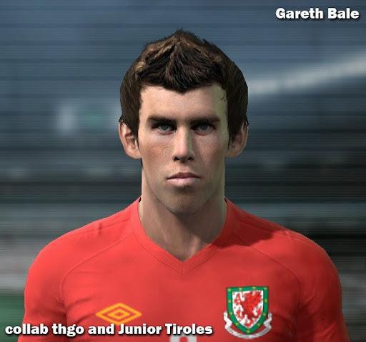 Gareth Bale collab thgo and Junior Tiroles