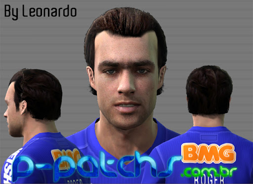 Adriano Face para PES 2011 PES 2011 download P-Patchs