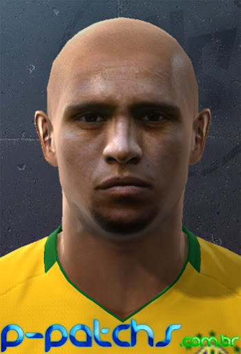 Roberto Carlos Face para PES 2011 PES 2011 download P-Patchs