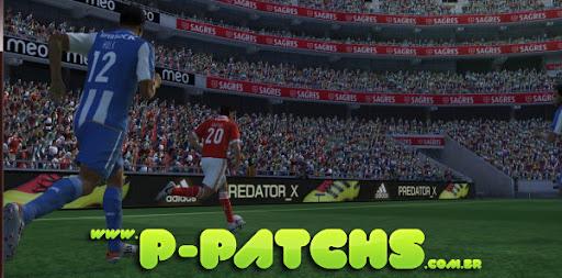 Novas placas publicitárias da Nike e Adidas para PES 2011 PES 2011 download P-Patchs